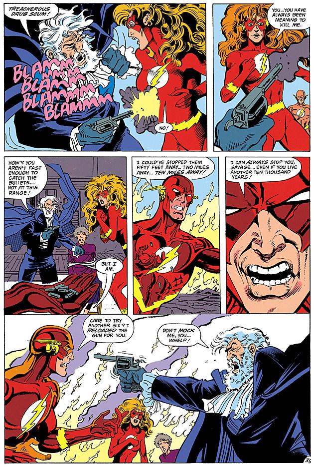 Flash #50, DC Comics