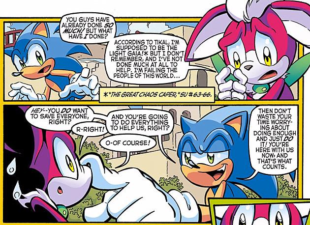 Sonic the Hedgehog, Archie Comics