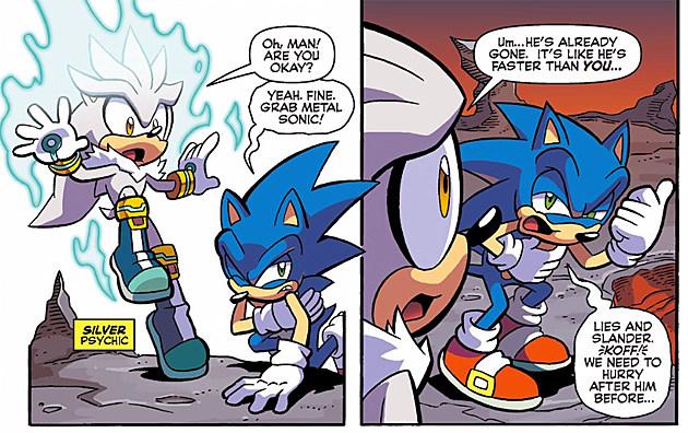 Sonic Universe, Archie Comics