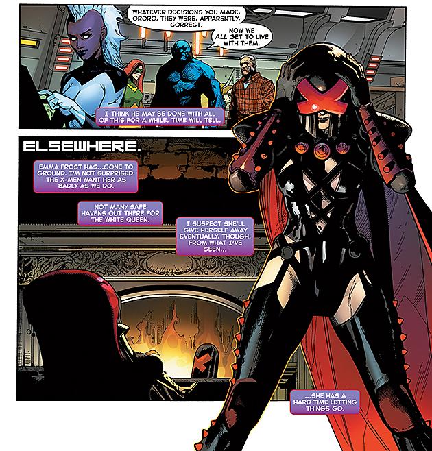 Leinil Francis Yu, Gerry Alanguilan & David Curiel / Marvel Comics