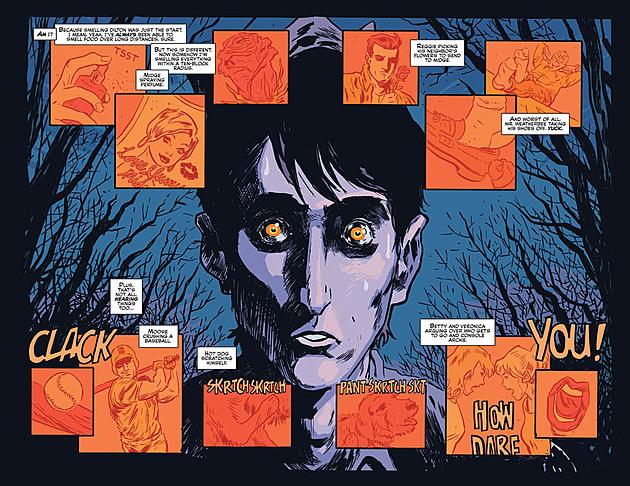 Art by Michael Walsh (Archie Comics)