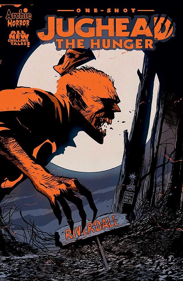 Variant Cover by Francesco Francavilla (Archie Comics)