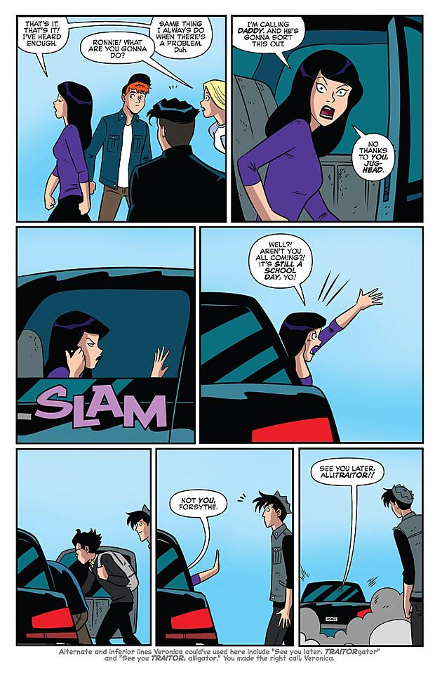 Jughead #14, Archie Comics