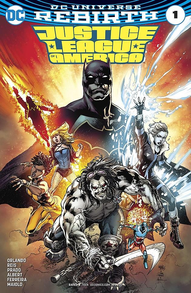 Ivan Reis, Joe Prado and Marcelo Maiolo / DC Comics