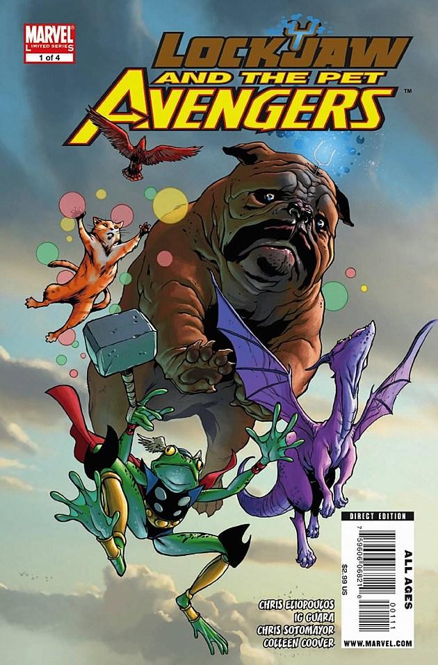 Karl Kerschl / Marvel Comics