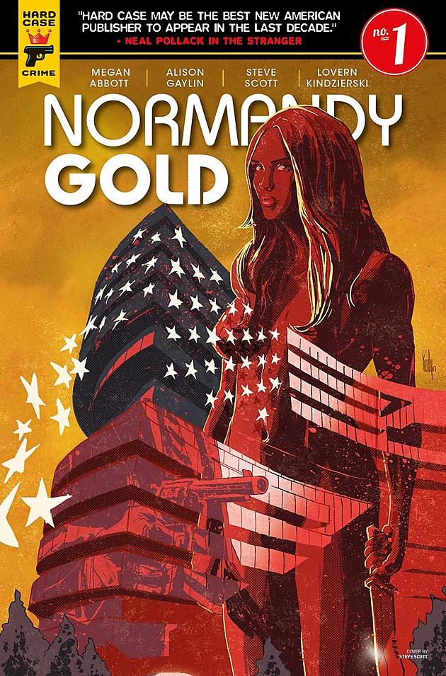Cover D: Kody Chamberlain