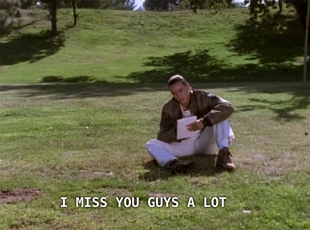 Mighty Morphin Power Rangers Episode 74: Missing Green