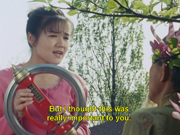 Gosei Sentai Dairanger Episode 14: Well, Time To Get Married!