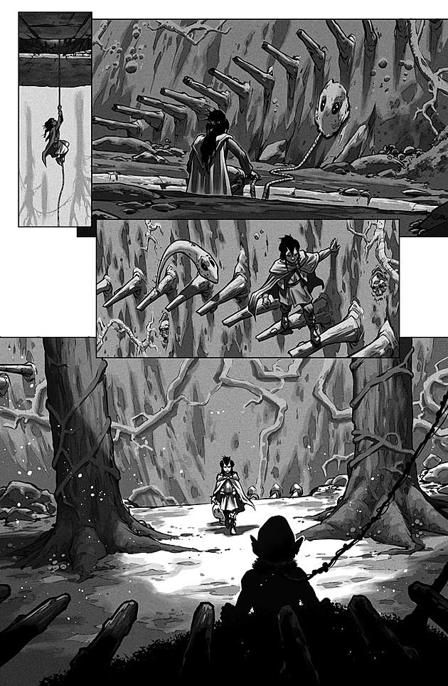 Rapture #1, Valiant Comics