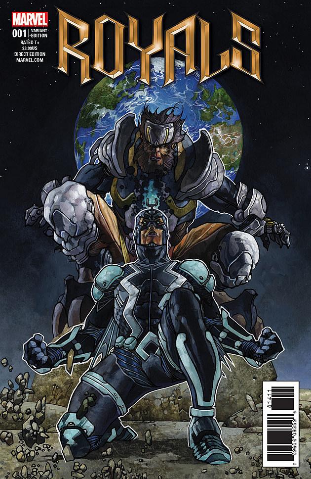 Simone Bianchi / Marvel Comics