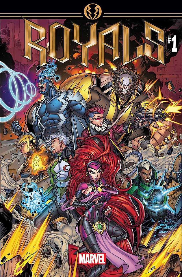 Jonboy Meyers / Marvel Comics