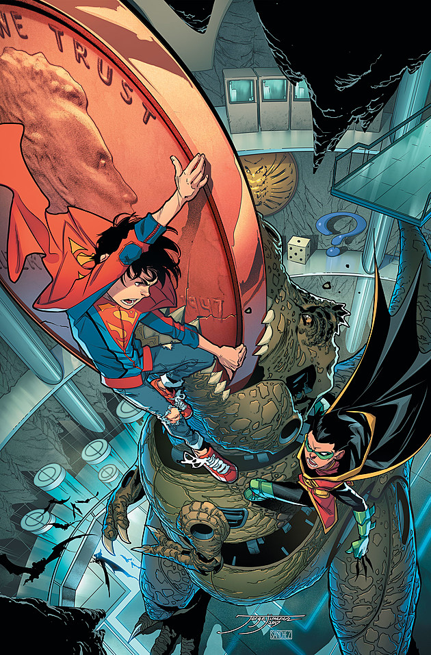 Jorge Jimenez / DC Comics