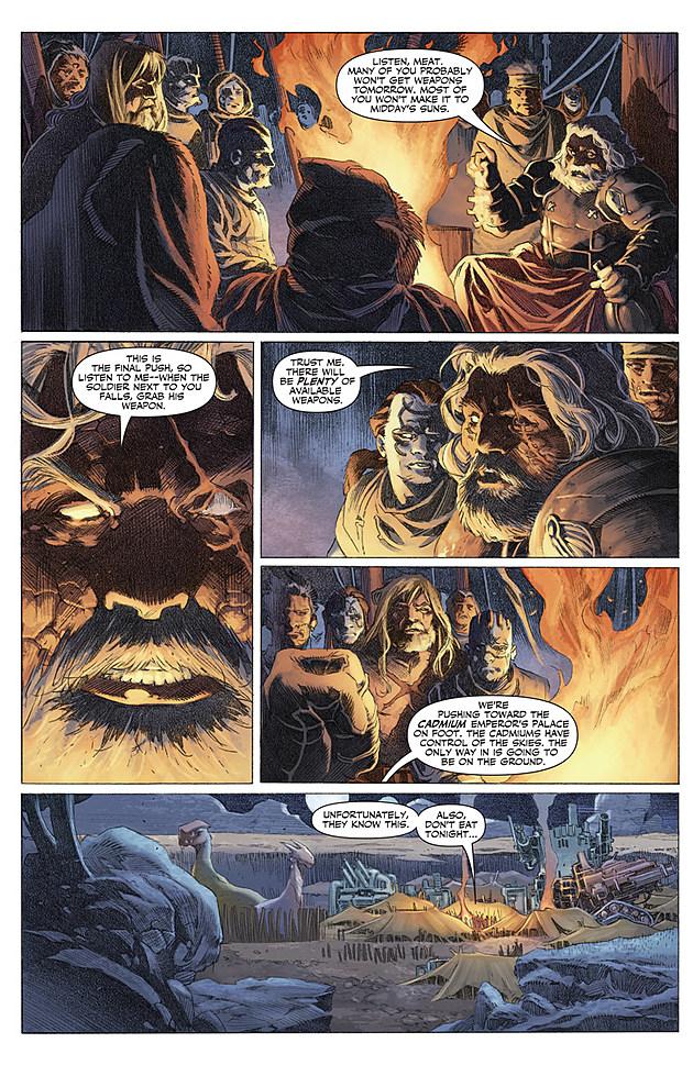 X-O Manowar #1, Valiant Entertainment