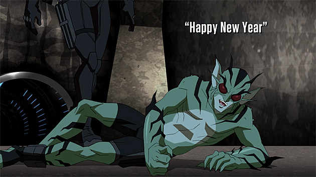 Young Justice Episode 201: Happy New Year!