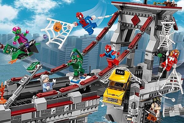 Lego Spiderman Malvorlagen Star Wars 1 Lego Spiderman: The Definitive Ranking Of Every 'Lego Spider-Man' Minifigure