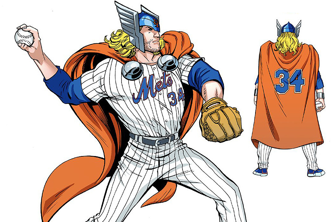 Mets Announce Thor Syndergaard Bobblehead, But Other MLB Teams Have You Covered Too